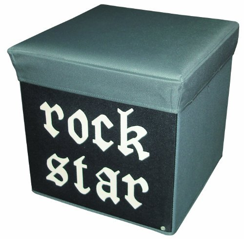 roba lelulaatikko rahi kannella rock star baby lauran. Black Bedroom Furniture Sets. Home Design Ideas