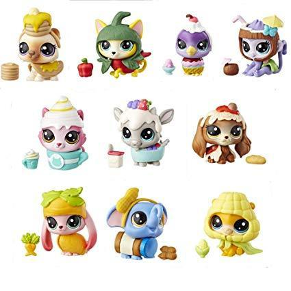 LPS Hungry Pets